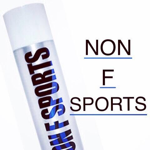 """大人気︎ ノンFモンスターのスプレーバージョン """"ノンFスポーツ"""" が出ましたプロスポーツ選手の為に作られたスプレータイプ!塗りにくい箇所にも簡単スプレー ."""