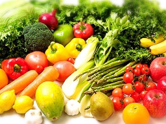 皆さん、お野菜フルーツ、摂れてますか? 1番効果的な時間は身体がデトックスモードになっている朝️ 朝には生野菜フルーツ発酵食品を意識して1日をフレッシュに過ごしましょう️